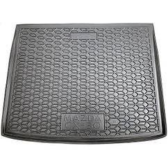 М'який поліуретановий килимок в багажник MAZDA CX-30(2020)/Мазда