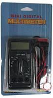 Цифровой мультиметр тестер DT182