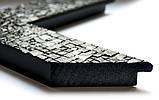Дзеркало в чорній рамі ( ексклюзивний колір ), фото 2
