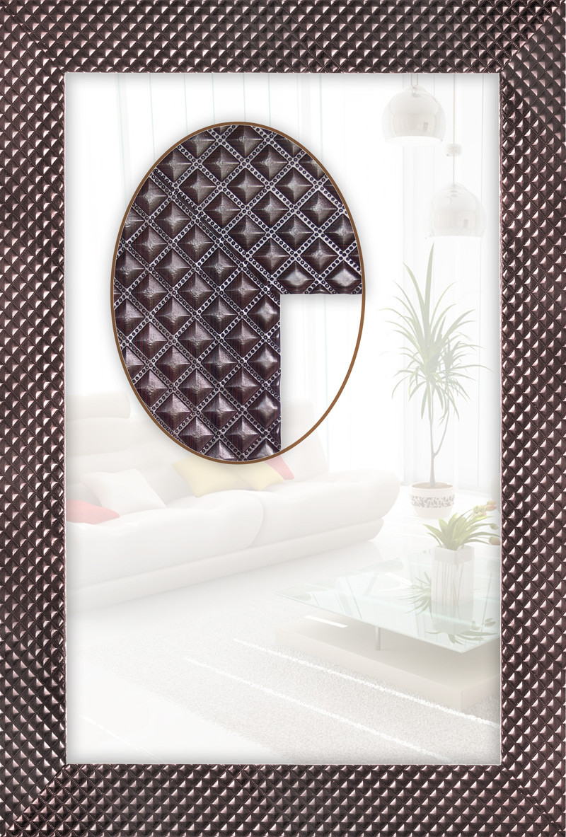 Зеркало в раме (венге)