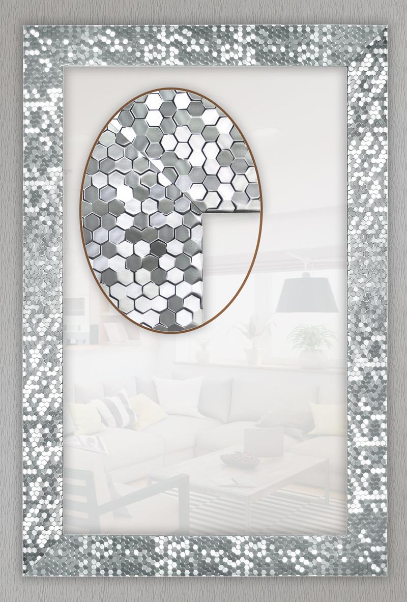 Зеркало для ванной в раме