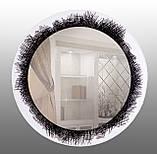 Кругле дзеркало, діаметр 600 мм, фото 3
