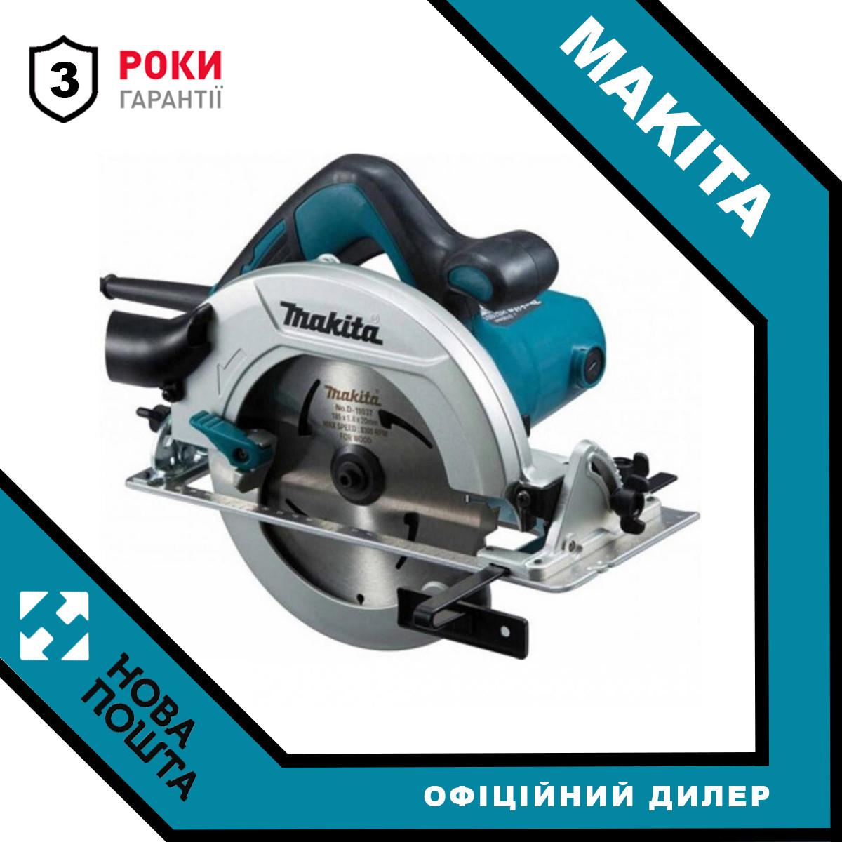 Дискова пила MAKITA HS7601