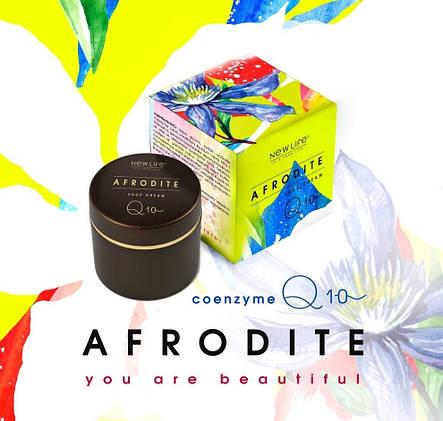 Крем для обличчя Afrodite - Афродіта з коензимом Q10, фото 2