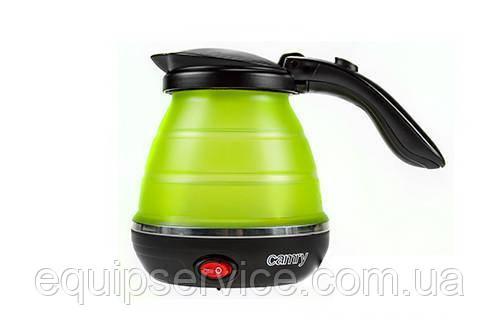 Чайник электрический силиконовый Camry CR 1265