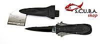 Нож для подводной охоты OMER LASER