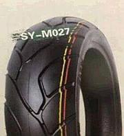 Мотошина 120/80 -16 TL (безкамерная, шосейна) (sy-mo27) VV