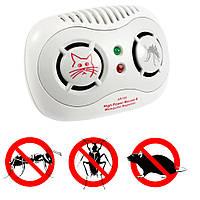 Ультразвуковий відлякувач мишей AR 166В електронний відлякувач гризунів та комах, фото 1