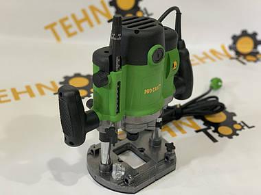 Фрезер ручний ProCraft POB-2400 з набором фрез 12шт, фото 2