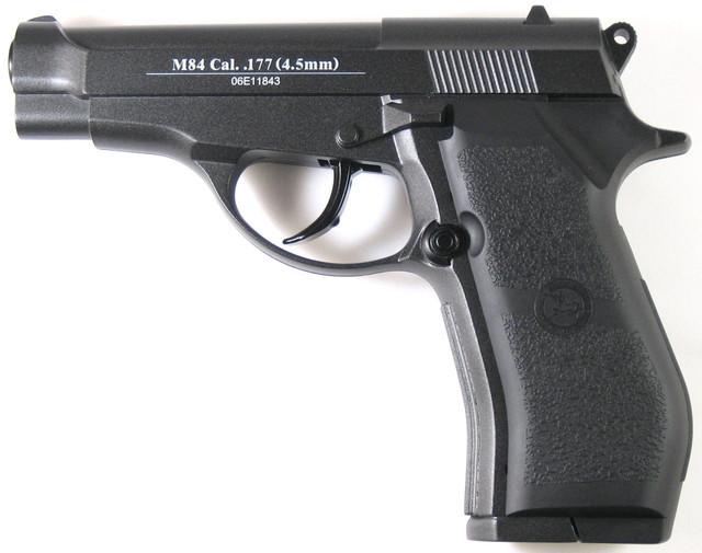 Пистолет Cybergun M84