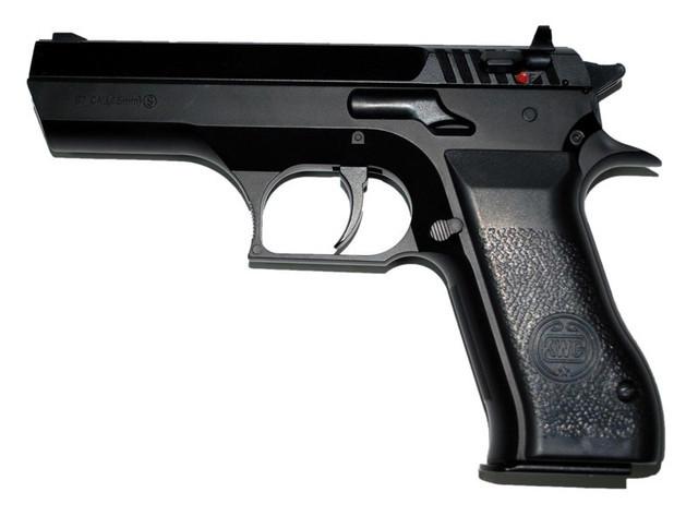 Пистолет KWC km 43 Jericho 941 (в пластике)
