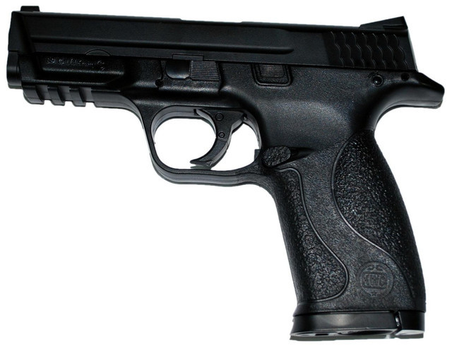 Пистолет KWC KM-48