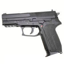 Пистолет KWC KM47 Sig Sauer 2022 (в пластике)