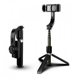 Монопод-штатив стабілізатор для камери автоматичний збалансований Gimbal L08