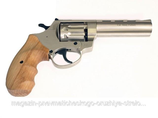 """Револьвер Флобера PROFI 4.5"""" сатин (бук)"""