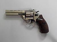"""Револьвер Флобера PROFI 4.5"""" сатин (черный пластик)"""