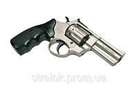 """Револьвер Флобера  PROFI 3"""" сатин (черный пластик)"""