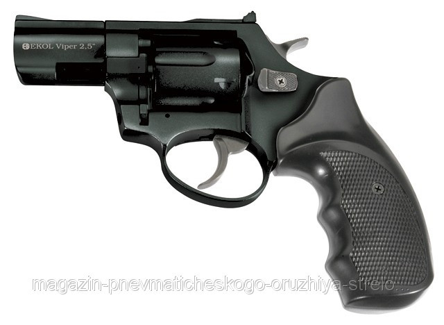 "Револьвер Флобера Ekol Viper 2,5"" Black"