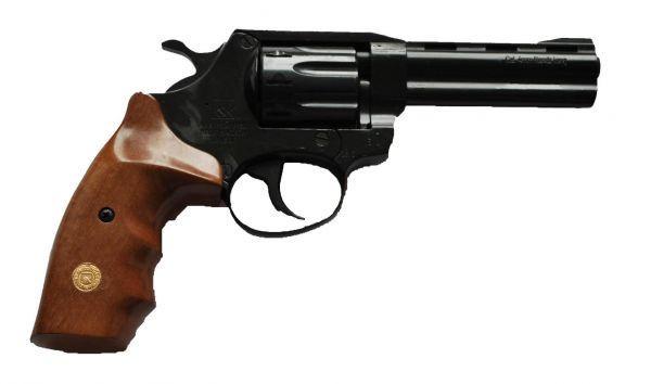 Револьвер Флобера ALFA 441 (ворон, дерево)