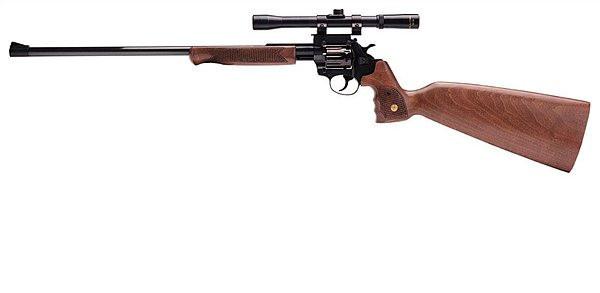 Револьверна гвинтівка ALFA Hunter