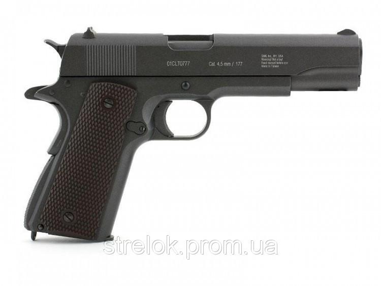 Пистолет Gletcher CLT 1911 Blowback-