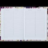 Ежедневник недат. UKRAINE, A5, голубой, фото 3