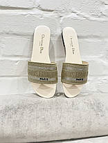 "Сланці Christan Dior ""Сірі"", фото 3"