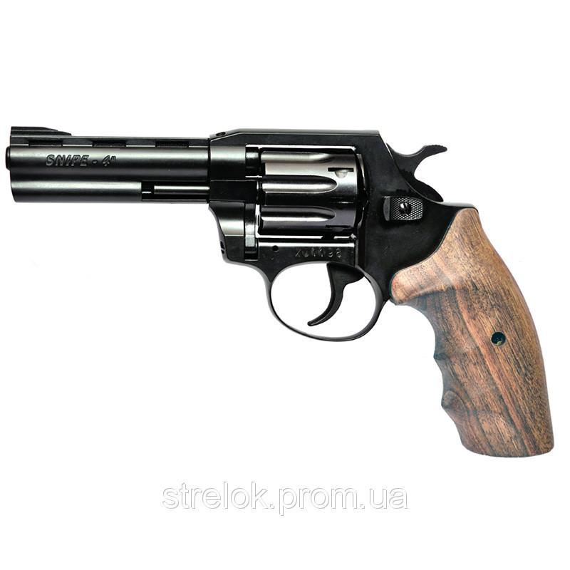 Револьвер Флобера SNIPE 4 (орех укр.)