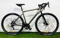 """Велосипед Crosser Gravel NORD 28"""" (рама 19, 16S) 2021"""