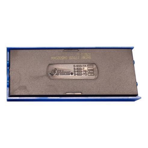 Штемпельна подушка для штампа 25x82 мм, Shiny S-833-7