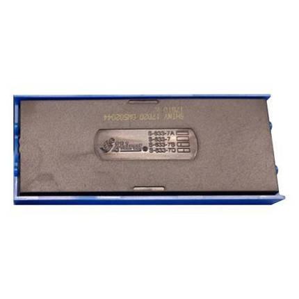 Штемпельна подушка для штампа 25x82 мм, Shiny S-833-7, фото 2