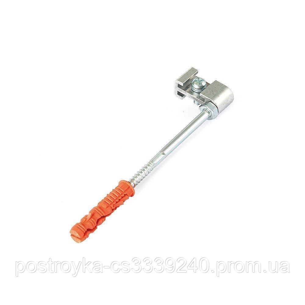 Крюк хомута металлический 220 мм Bryza 75
