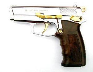 Сигнальный пистолет Ekol Aras Compact chrome