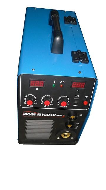 MOSI MIG-240 - сварочный полуавтомат