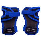 Захист дитяча наколінники, налокітники, рукавички Hypro 6967, розмір M (8-12 років), фото 6