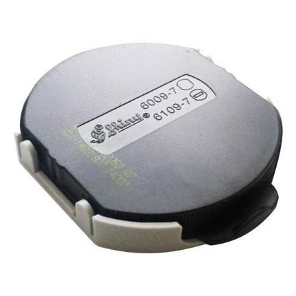 Штемпельна подушка для металевої печатки 45 мм, Shiny H-6009-7, фото 2