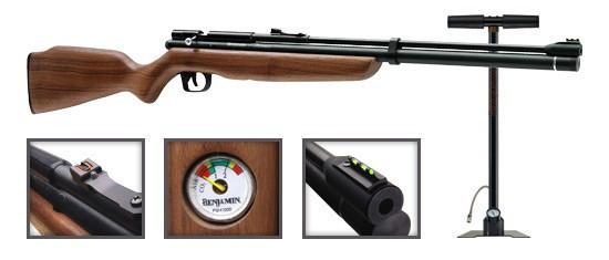Гвинтівка Benjamin Discovery з насосом Benjamin