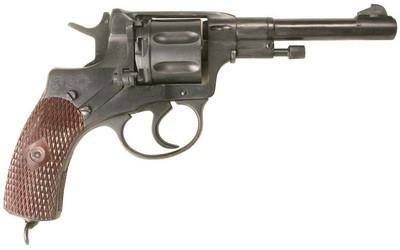 Револьвер Флобера Наган «ГРОМ»