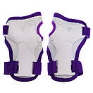 Защита детская наколенники, налокотники, перчатки Hypro 6967, размер S (3-7 лет), фото 2