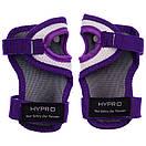 Защита детская наколенники, налокотники, перчатки Hypro 6967, размер S (3-7 лет), фото 8
