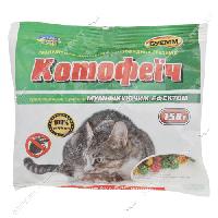 Гранулы от крыс и мышей Котофеич 150 г (д.в.бродифак 0,0025%)