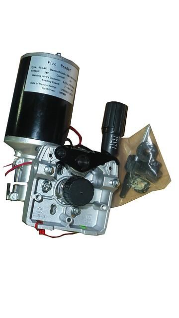 Механизм подачи проволоки SSJ-4C