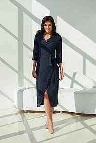 Платье ODIS 343 36 р. Синий