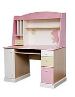 Стол компьютерный с надстройкой ROSE DREAMS