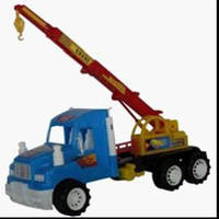 Машина Хеви Дьюти, Подъемный кран , 50х50х23см  ( Ч )