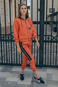 Спортивний костюм ODIS 605 38 р. Теракотовий