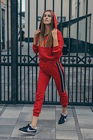 Спортивный костюм ODIS 605 38 р. Красный