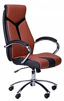 Кресло Прайм CX0522H Y10 -02 Коричневый