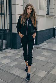 Спортивний костюм ODIS 605 38 р. Чорний