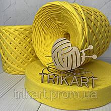 Трикотажная пряжа TRIKART Лимон 7-9мм